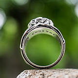 Prstene - Stromy strážcovia  (Možnosť individuálneho dizajnu) - 10206398_