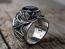 Prstene - Stromy strážcovia  (Možnosť individuálneho dizajnu) - 10206401_