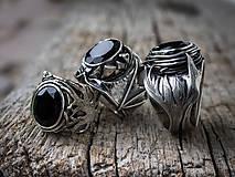 Prstene - Stromy strážcovia  (Možnosť individuálneho dizajnu) - 10206403_