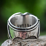 Prstene - Stromy strážcovia  (Možnosť individuálneho dizajnu) - 10206404_