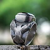 Prstene - Stromy strážcovia  (Možnosť individuálneho dizajnu) - 10206407_