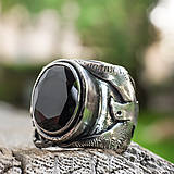 Prstene - Stromy strážcovia  (Možnosť individuálneho dizajnu) - 10206408_