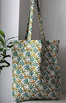 Nákupné tašky - Nákupná taška Tropical - 10207707_