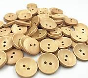 G110 Gombík drevený 2 cm