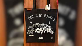 Iné tašky - ♥ Plátená, ručne maľovaná taška ♥ - 10204017_