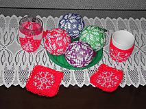 Dekorácie - Vianočné dekorácie - 10207033_