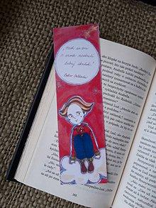 Knihy - Záložka do knihy - Krajina snov - 10205354_