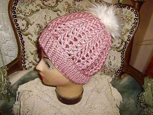 a8a9cae08 Detské háčkované čiapky / babenka - SAShE.sk - Handmade Detské čiapky