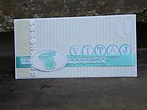 Papiernictvo - ...pohľadnica bábätkovská... - 10207764_