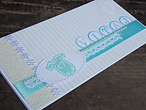 Papiernictvo - ...pohľadnica bábätkovská... - 10207778_