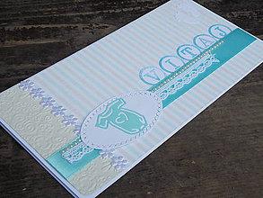 Papiernictvo - ...pohľadnica bábätkovská... - 10207769_