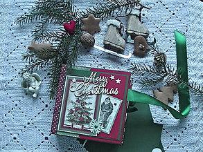 Papiernictvo - Vianočný album - 10205211_