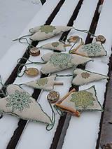 Dekorácie - Vianočné ozdoby - 10209830_
