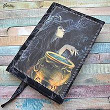 Papiernictvo - Univerzální obal na knihu - Vařila, vařila myšičku - 10209463_
