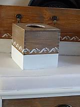 Nádoby - Zásobník na servítky - 10211164_