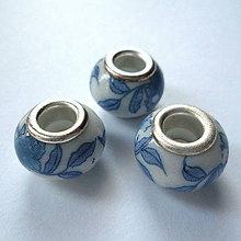 Korálky - Pandora keramic 10x13mm-1ks (nevädza) - 10211954_