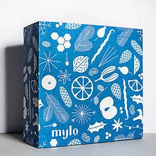 Drogéria - Vianočná darčeková krabička - 10211968_