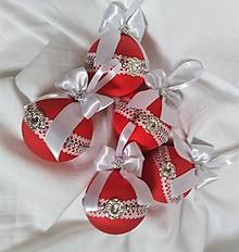 Dekorácie - Vianočná guľa - 10211524_
