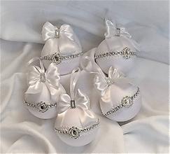 Dekorácie - Vianočná guľa - 10211588_