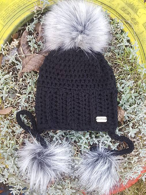 f3491b306 Háčkovaná čiapka / Dadka_hand_made - SAShE.sk - Handmade Detské čiapky