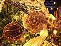 Dekorácie - vianočné ozdoby - 10211154_