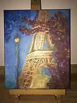 Obrazy - Obraz Eiffelovka - 10211703_