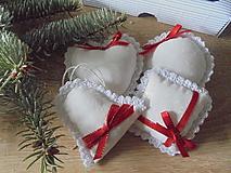 Dekorácie - Darčeková sada k Vianociam..002 - 10211584_