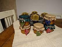 Potraviny - Domáci broskyňový lekvár s rakytníkom - 10215585_
