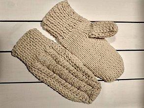 Rukavice - Merino rukavice - 10215831_