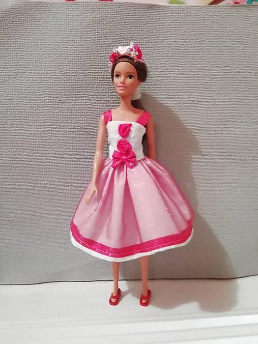 040a65fc000a Šaty pre bábiku Barbie   Jatabona - SAShE.sk - Handmade Hračky