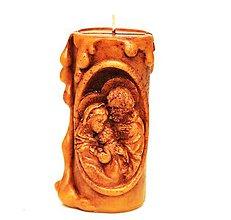 Svietidlá a sviečky - SVIEČKA - 10214554_