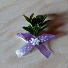 Pierka - krušpánové svadobné pierka - 10213897_