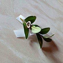 Pierka - krušpánové svadobné pierka - 10213903_