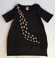 Šaty - Mikinošaty