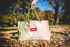 Veľké tašky - Úsmev ako dar - DORKA bag - 10212443_