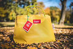 Veľké tašky - Úsmev ako dar - DORKA bag - 10212451_