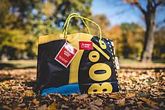 Veľké tašky - Úsmev ako dar - DORKA bag (Zľava nákupná) - 10212453_