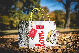 Veľké tašky - Úsmev ako dar - DORKA bag (Rozprávková) - 10212444_