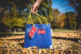 Veľké tašky - Úsmev ako dar - DORKA bag mini (Mini Európa) - 10212458_