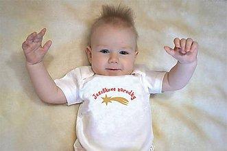 Detské oblečenie - Ježiškove narodky - 10213565_