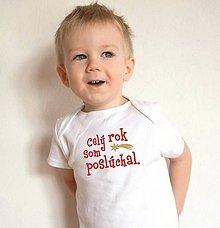 Detské oblečenie - pre poslušné deti - 10213580_