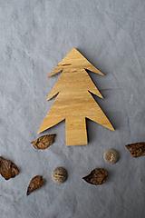 Dekorácie - malý stromček - 10216183_