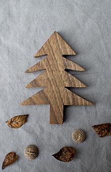 Dekorácie - veľký stromček - 10216313_