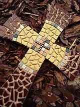 Dekorácie - Deduškov kríž - 10215815_