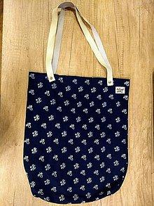 Iné tašky - taška modrotlač - 10212917_