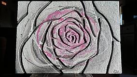 Obrazy - Ruža 100x70cm - 10216226_