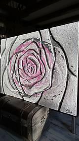 Obrazy - Ruža 100x70cm - 10216243_