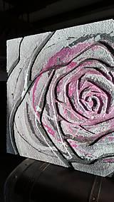 Obrazy - Ruža 100x70cm - 10216261_