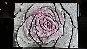 Obrazy - Ruža 100x70cm - 10216309_