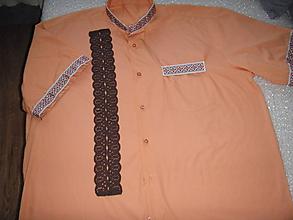 Oblečenie - Pánska košeľa - 10215959_
